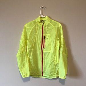 Crane neon windbreaker lightweight jacket